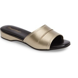 Women's Daniel Green 'Dormie' Slipper, Size 8 N - Metallic found on Bargain Bro Philippines from Nordstrom for $35.95