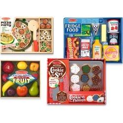 Toddler Melissa & Doug Set Of 4 Play Foods