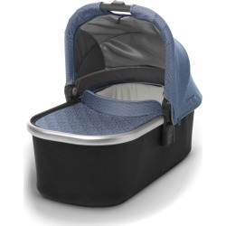 Infant Uppababy Bassinet For Cruz Or Vista Strollers, Size One Size - Blue