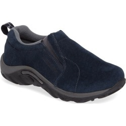 Toddler Boy's Merrell Jungle Moc Slip-On Sneaker, Size 10 M - Blue found on Bargain Bro from Nordstrom for USD $37.96