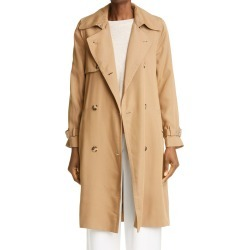 Women's Club Monaco Everywear Trench Coat, Size X-Small - Beige found on Bargain Bro Philippines from Nordstrom for $379.00