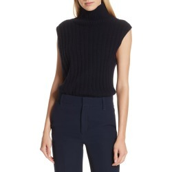 Women's Vince Mixed Rib Wool & Cashmere Sleeveless Sweater found on MODAPINS from Nordstrom for USD $176.98