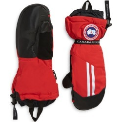 Men's Canada Goose Snow Mantra 3-In-1 600 Fill Power Down Mittens, Size Large - Red found on Bargain Bro India from Nordstrom for $375.00
