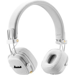 Marshall Major Iii Bluetooth On-Ear Headphones, Size One Size - White found on Bargain Bro Philippines from LinkShare USA for $149.00
