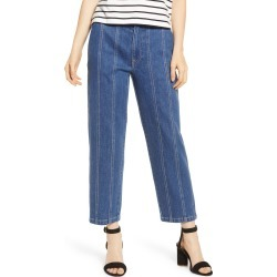 Women's Madewell Seamed Edition Tapered Jeans found on MODAPINS from LinkShare USA for USD $54.98
