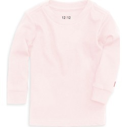 Infant Girl's 1212 The Daily Organic Cotton Long Sleeve T-Shirt, Size 0-3M - Pink found on Bargain Bro India from Nordstrom for $24.00