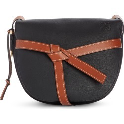 Loewe Gate Small Leather Crossbody Bag - Black found on MODAPINS from LinkShare USA for USD $2250.00