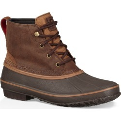 Men's Ugg Zetik Waterproof Rain Boot, Size 9.5 M - Brown found on MODAPINS from Nordstrom for USD $114.95