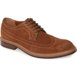 Men's Nordstrom Men's Shop Sterling Longwing Derby, Size 8 M - Brown found on Bargain Bro Philippines from Nordstrom for $54.96