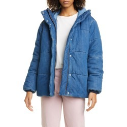 Women's Rag & Bone Denim Puffer Coat found on Bargain Bro India from LinkShare USA for $521.25