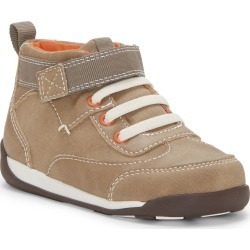 Toddler Boy's Sole Play Paidi Mid Top Sneaker, Size 6 M - Brown found on Bargain Bro Philippines from Nordstrom for $50.00