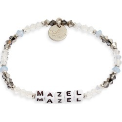 Men's Little Words Project Mazel Beaded Stretch Bracelet found on Bargain Bro India from Nordstrom for $8.00