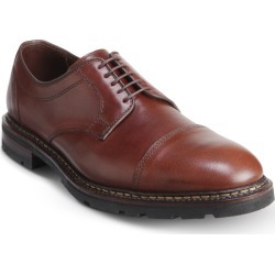 Men's Allen Edmonds Ace Cap Toe Derby, Size 10 D - Brown found on Bargain Bro India from LinkShare USA for $295.00