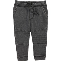 Infant Boy's Tucker + Tate Moto Jogger Pants, Size 18M - Black found on Bargain Bro India from LinkShare USA for $29.00