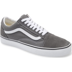 Vans Old Skool Sneaker, Size 10 Women's - Grey found on Bargain Bro from Nordstrom for USD $45.56