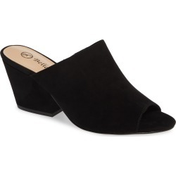Women's Bella Vita Kathy Open Toe Mule, Size 11 N - Black found on Bargain Bro Philippines from LinkShare USA for $99.95