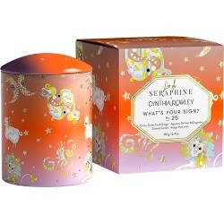L'Or De Seraphine X Cynthia Rowley What'S Your Sign Large Ceramic Jar Candle, Size Medium - Orange found on MODAPINS from Nordstrom for USD $30.00