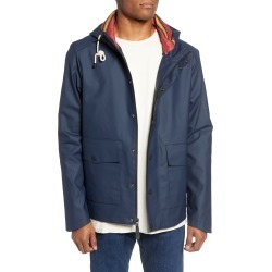 Men's Pendleton Cottonwood Waterproof Cotton Raincoat, Size X-Large - Blue found on MODAPINS from Nordstrom for USD $175.00