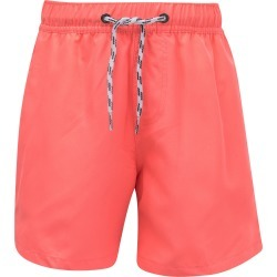 Toddler Boy's Snapper Rock Neon Coral Hybrid Swim Trunks, Size 3T - Orange found on Bargain Bro India from Nordstrom for $44.00