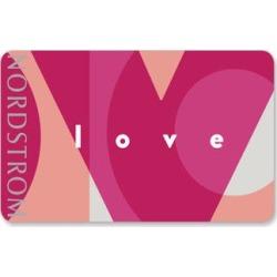 Nordstrom Love Gift Card $40