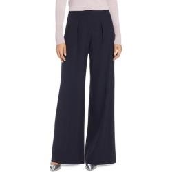 Women's Halogen High Waist Wide Leg Pants, Size 16 (similar to 14W) - Blue