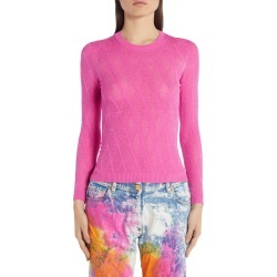 Women's Versace V-Knit Sweater found on MODAPINS from Nordstrom for USD $725.00