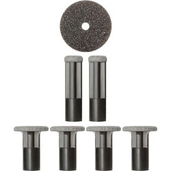 Pmd Black Body & Feet Replacement Discs, Size One Size - None found on Bargain Bro from Nordstrom for USD $12.92