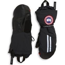 Men's Canada Goose Snow Mantra 3-In-1 600 Fill Power Down Mittens, Size Small - Black found on Bargain Bro India from Nordstrom for $375.00