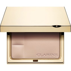 Clarins Ever Matte Shine Control Mineral Powder Compact - 02 Transparent Medium