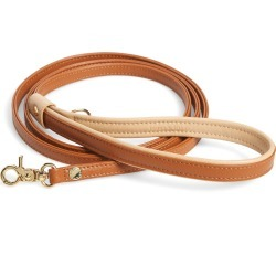 Tommy & Bella Signature Collection Leather Dog Leash, Size Small - Brown found on Bargain Bro Philippines from LinkShare USA for $70.00