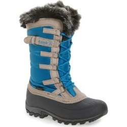 Women's Kamik Snowvalley Waterproof Boot With Faux Fur Cuff, Size 6 M - Blue found on MODAPINS from Nordstrom for USD $119.95