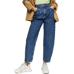Women's Topshop Balloon Tapered Jeans found on MODAPINS from Nordstrom for USD $75.00