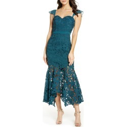 Women's Chi Chi London Lupita Lace Mermaid Dress found on MODAPINS from LinkShare USA for USD $81.00