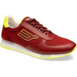 Men's Bally Gavino Low Top Sneaker, Size 10 D - Red found on Bargain Bro Philippines from Nordstrom for $395.00