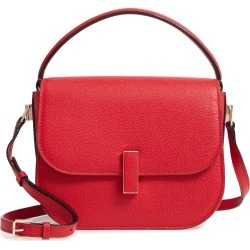 Valextra Iside Leather Top Handle Bag -