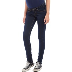 Women's Modern Eternity Skinny Maternity Jeans, Size 24 - Blue found on MODAPINS from Nordstrom for USD $69.00