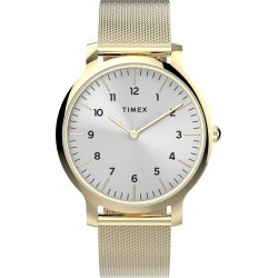 Women's Timex Norway Mesh Strap Watch, 34mm found on Bargain Bro India from LinkShare USA for $99.00