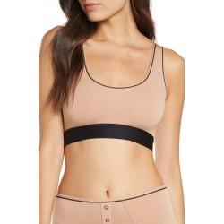 Women's Negative Underwear Whipped Bralette