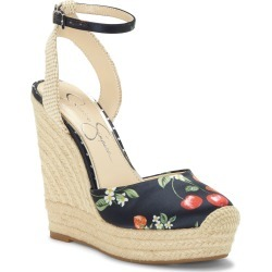 Women's Jessica Simpson Zestah Ankle Strap Espadrille Wedge found on MODAPINS from LinkShare USA for USD $97.95