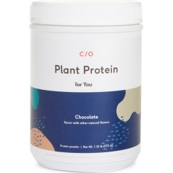 Care/of Plant-Based Protein Powder Dietary Supplement