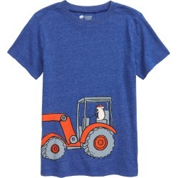 Toddler Boy's Tucker + Tate Kids' Graphic Tee, Size 2T - Blue found on Bargain Bro from Nordstrom for USD $14.44