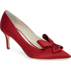 Women's Something Bleu Caitlin Bow Pointy Toe Pump found on MODAPINS from Nordstrom for USD $251.25