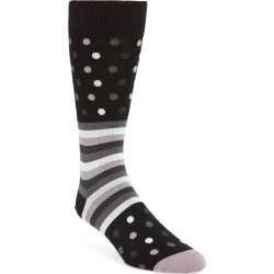 Men's Paul Smith Dot & Stripe Socks found on MODAPINS from LinkShare USA for USD $30.00
