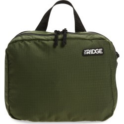 The Ridge Ripstop Dopp Kit, Size One Size - Olive found on Bargain Bro India from Nordstrom for $45.00
