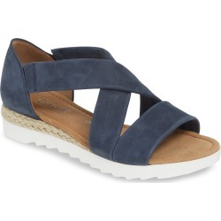 Women's Gabor Cross Strap Sandal found on MODAPINS from Nordstrom for USD $164.95