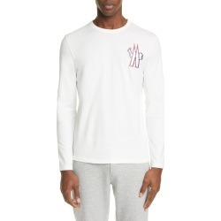Men's Moncler Logo Patch Long Sleeve T-Shirt found on MODAPINS from Nordstrom for USD $290.00