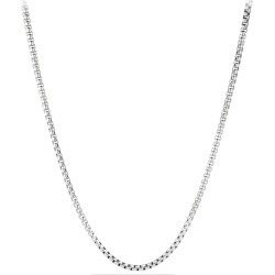 Men's David Yurman Large Box Chain Necklace found on Bargain Bro from Nordstrom for USD $440.80