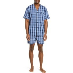 Men's Majestic International Fresca Shorty Pajamas, Size Medium - Blue found on MODAPINS from Nordstrom for USD $60.00