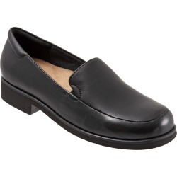 Women's Trotters Jaiden Loafer, Size 7.5 M - Black found on Bargain Bro from Nordstrom for USD $75.96