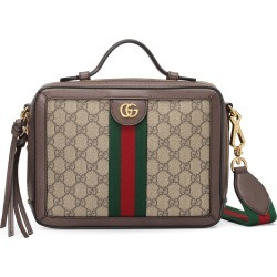 52c35d6856406b Gucci Small Ophidia Gg Supreme Canvas Shoulder Bag - Beige found on  MODAPINS from Nordstrom for